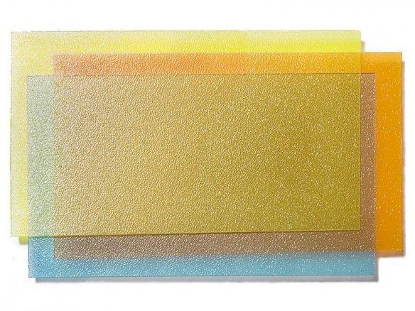 Polypropylen transluzent, farbig, matt