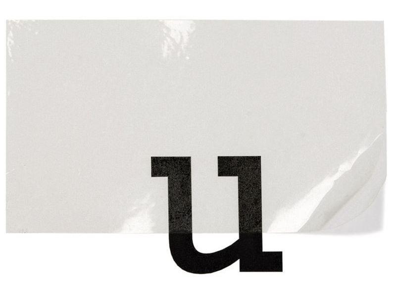 Schaufenster UV-Schutzfolie 90 NR, selbstklebend