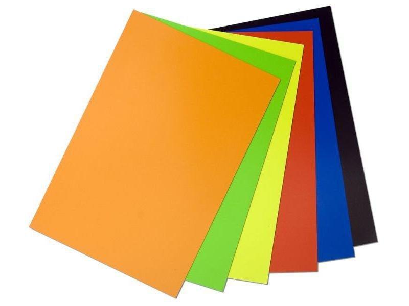 Magnetfolie Permaflex 5014, farbig