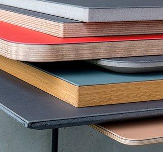 Linoleum-Tischplatte günstig kaufen | Modulor