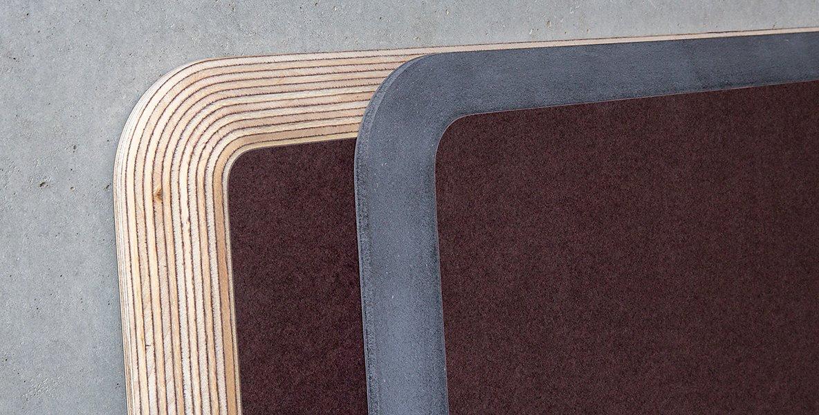 schreibtisch mit folie bekleben. Black Bedroom Furniture Sets. Home Design Ideas