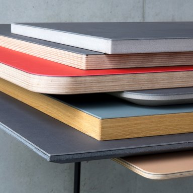 Tischplatten jetzt bestellen | Modulor Online Shop
