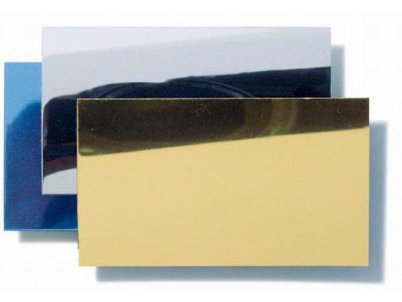 Polystyrol spiegel farbig glatt kaufen modulor for Spiegel zuschneiden