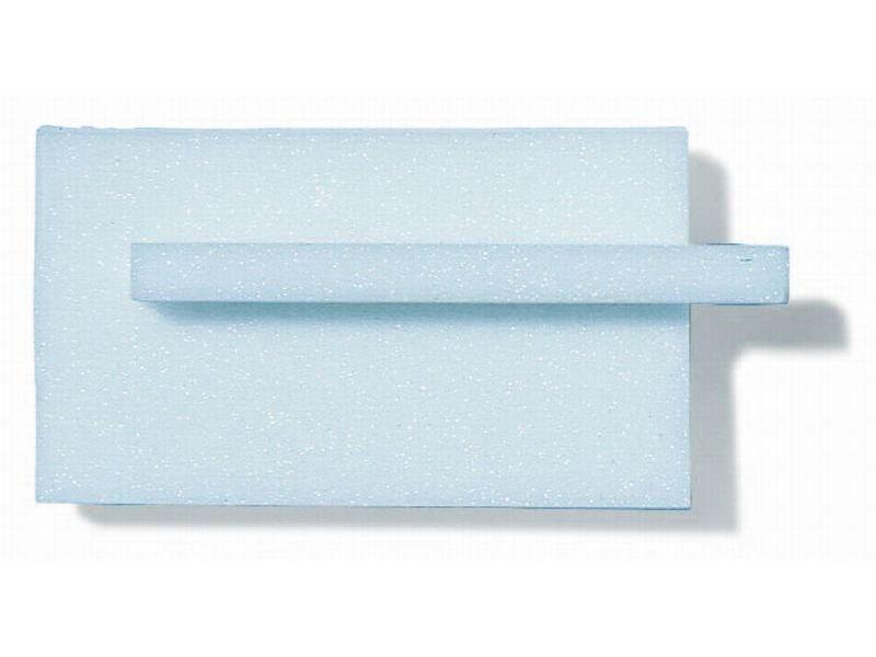 styrofoam hellblau beschnitten. Black Bedroom Furniture Sets. Home Design Ideas