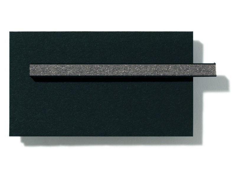 foamboard schwarz schwarzer kern kaufen modulor. Black Bedroom Furniture Sets. Home Design Ideas