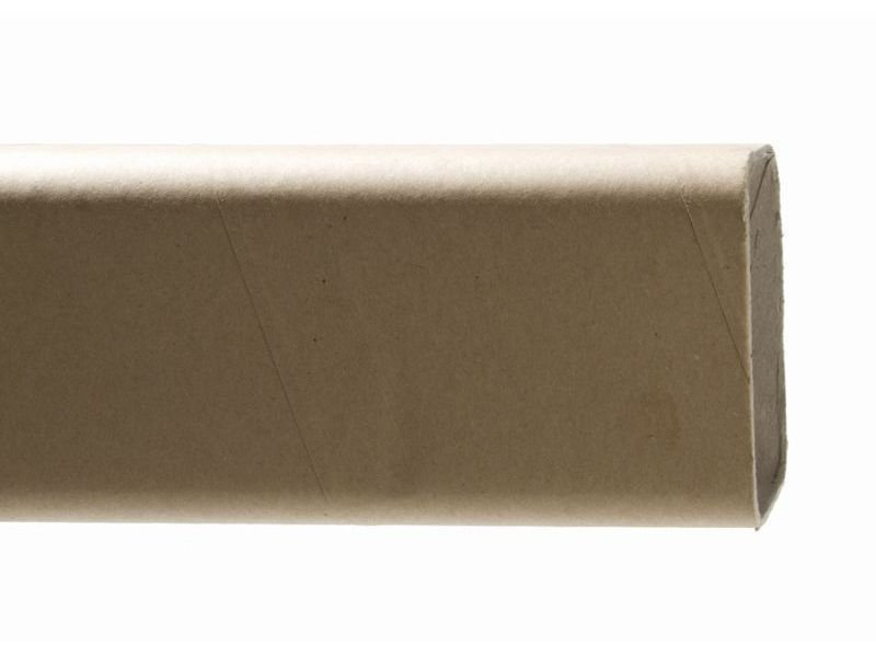 Buy Laminated Paper Tube Square Brown Online At Modulor