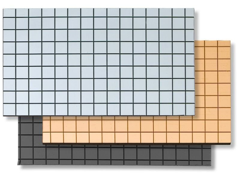 polystyrol spiegel selbstklebend quadrate 5 mm kaufen modulor. Black Bedroom Furniture Sets. Home Design Ideas