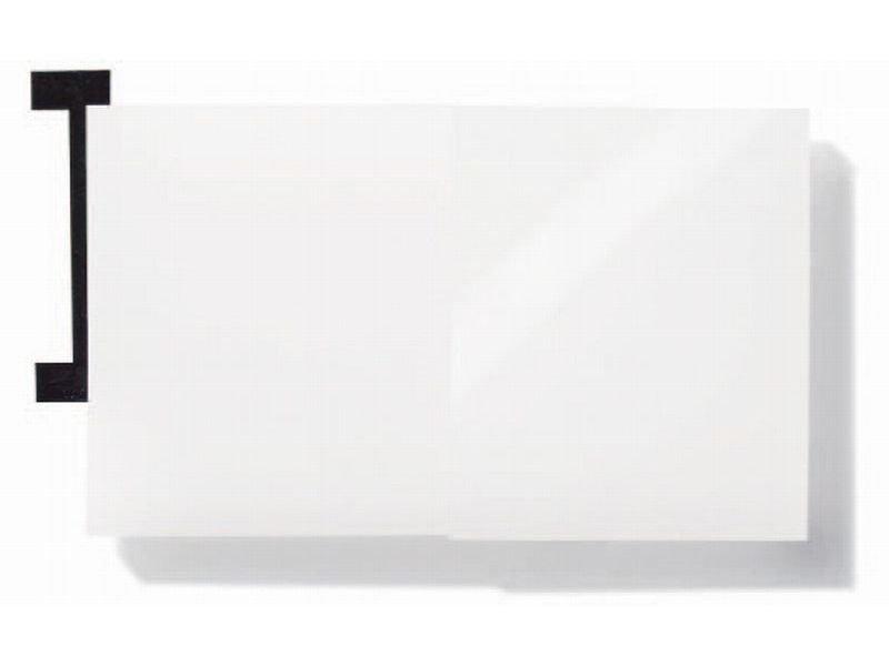 plexiglas satinice sc einseitig satiniert wei im zuschnitt kaufen modulor. Black Bedroom Furniture Sets. Home Design Ideas