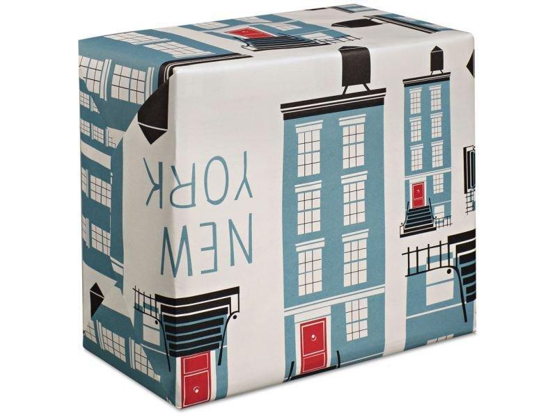 geschenkpapier pleased to meet online kaufen modulor. Black Bedroom Furniture Sets. Home Design Ideas