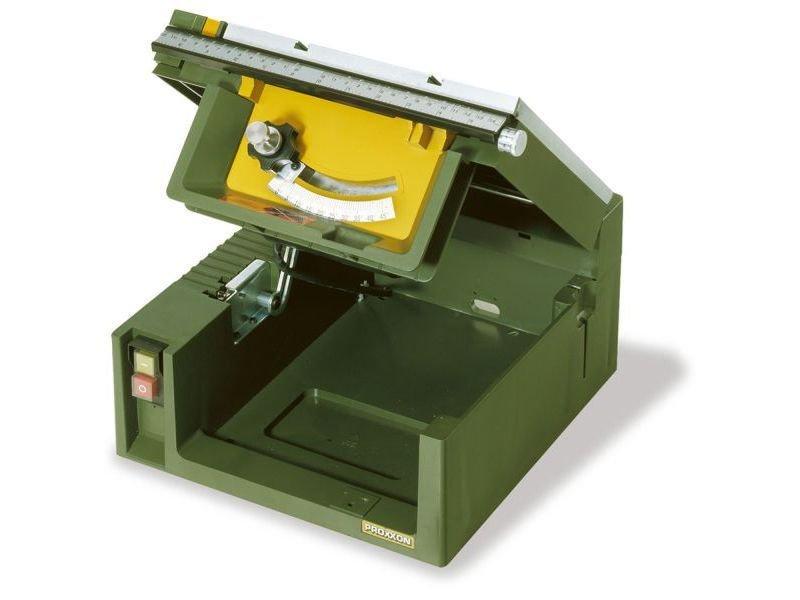 proxxon feinschnitt tischkreiss ge fet kaufen modulor. Black Bedroom Furniture Sets. Home Design Ideas