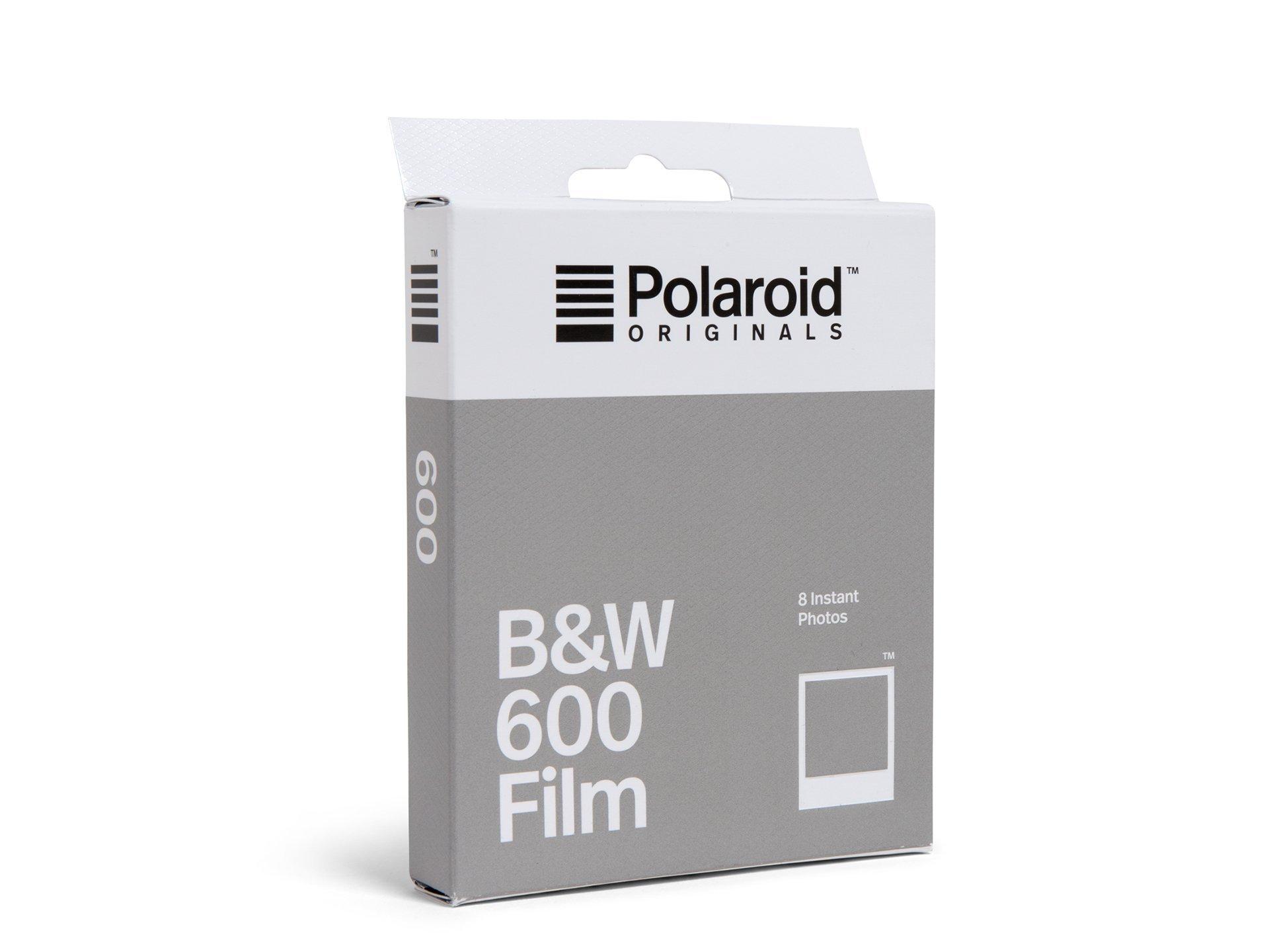 Polaroid i-Type B/&W Originals Istant Film Bianco Nero Pellicola Istanatanea