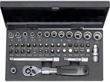 WGB Steckschlüsselsatz, 45 tlg.