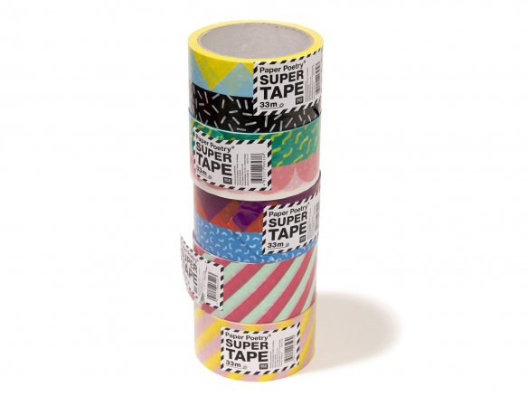 Paper Poetry decorative packaging tape