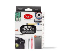 Sugru Rebel Tech Kit (moldable glue)