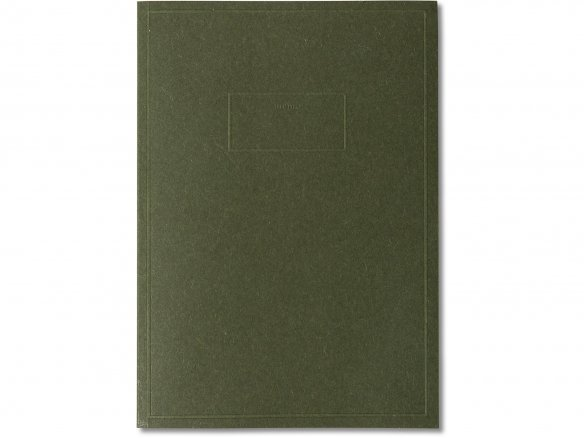 O-Check Design grid lined notebook