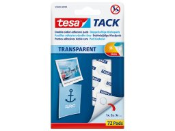 Tesa Tack double-sided adhesive pads, removable