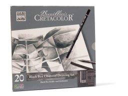 Cretacolor Black Box charcoal and drawing set