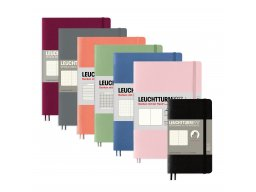 Leuchtturm notebook, soft cover