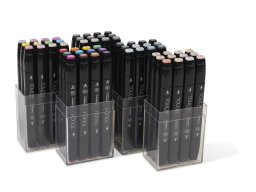 Touch Twin marker, set of 12