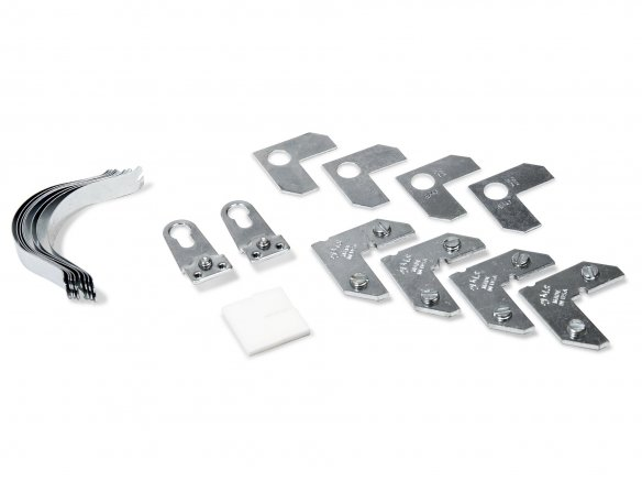 AP7 assembly kit for aluminium frame moulding