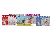 Calafant cardboard toy
