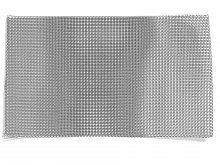 Wire mesh, stainless steel, flexible custom cutting