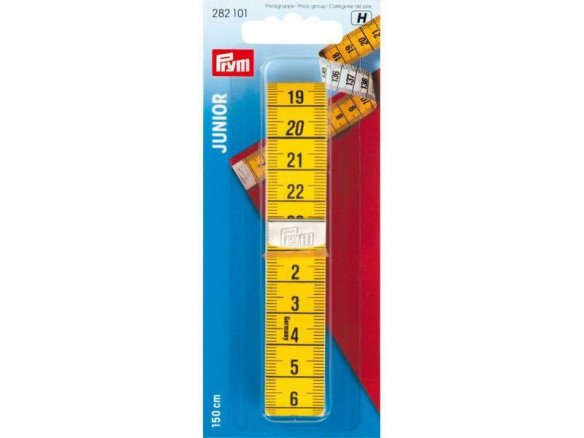 Prym Junior measuring tape, lightweight version