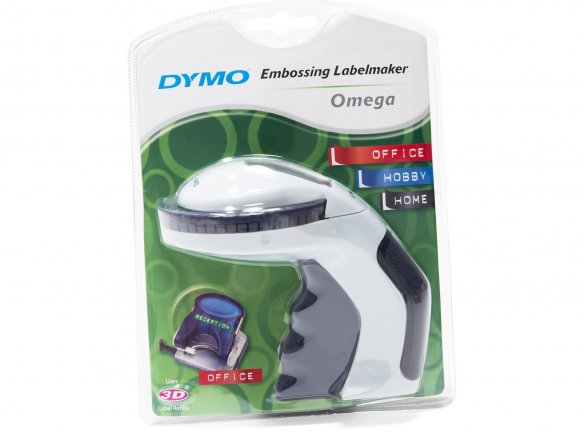 Dymo Omega embossing label maker