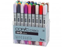 Copic Ciao, 36er-Set