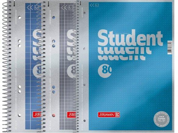 Buy Brunnen Premium student notebook online at Modulor