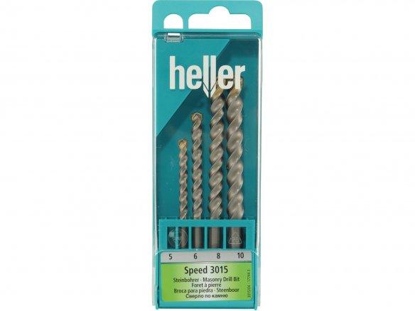 Heller stone drilling set