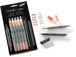 Copic Ciao, set of 6