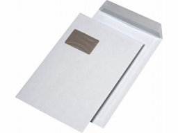 Mailmedia Board back mailer, peel and seal
