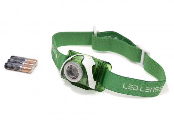 Led Lenser Stirnlampe SEO3