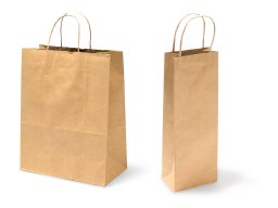 Recyclingpapier Geschenktüte