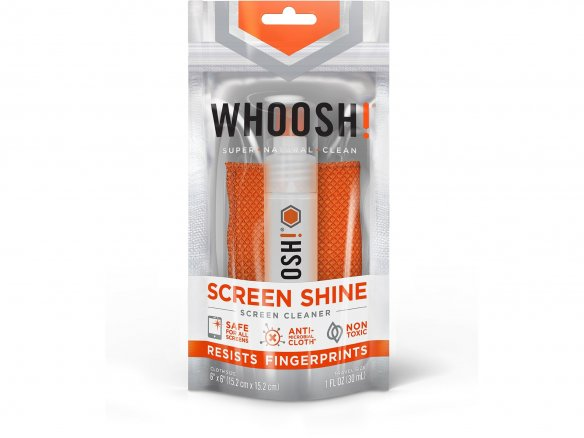 WHOOSH Screen Shine, GO display cleaner, pocket