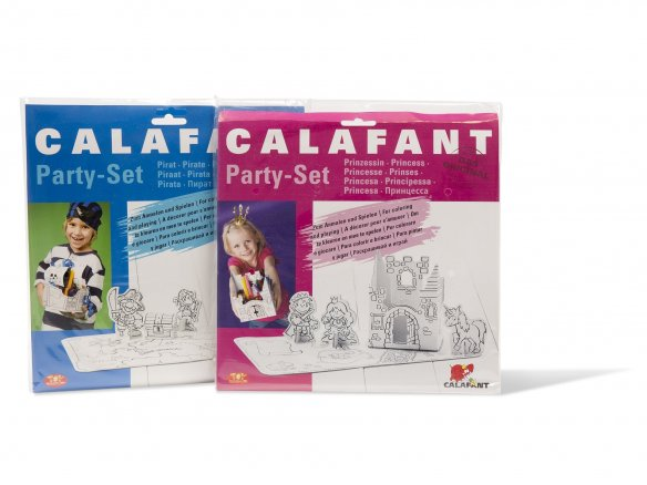 Calafant Partyset (supplementary set)