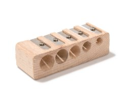 Fabriano wooden pencil sharpener