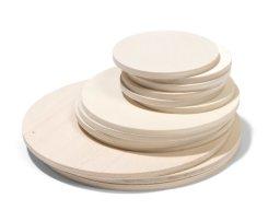 Plywood discs