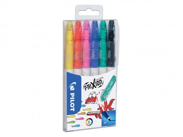 Shop Pilot Frixion Colors Erasable Marker Online At Modulor