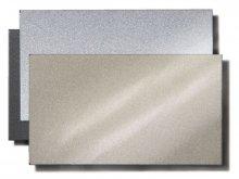 Polistirene metallizzato, colorato, liscio