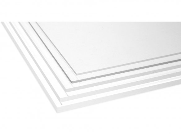 Acrylic glass XT sheet transparent, colourless