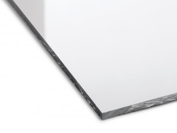 Acrylglas Xt Spiegel Silber Glatt Im Zuschnitt Oder