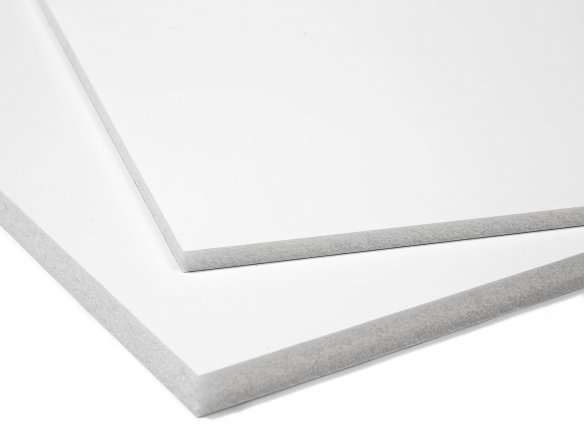Smart-X polystyrene panel with foam core