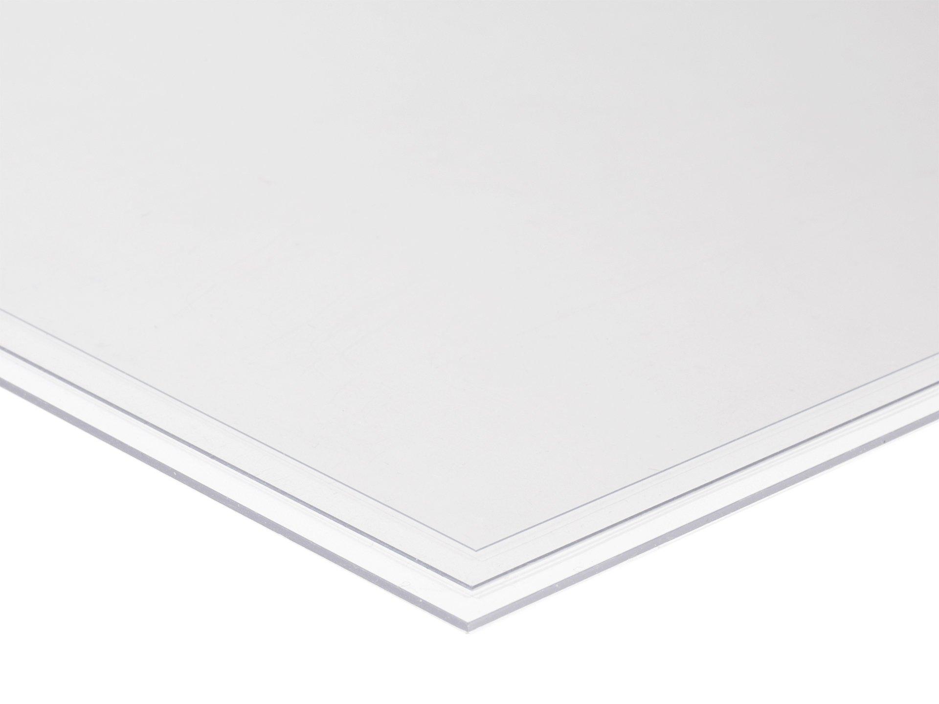 pvc hart transparent farblos online kaufen modulor. Black Bedroom Furniture Sets. Home Design Ideas