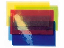 PVC-weich Transparentfolie, farbig