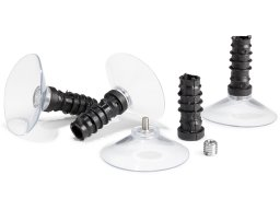 Suction cups for E2 table frame