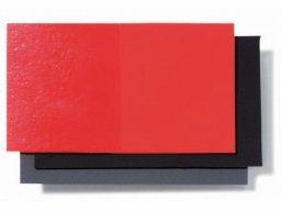 PVC-weich Schaumfolie, opak, farbig