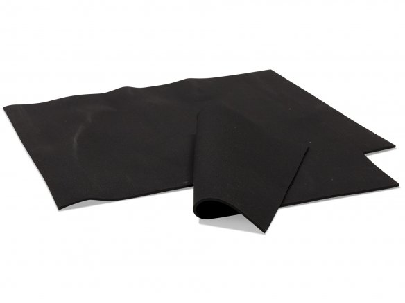 Neoprene mat, uncoated