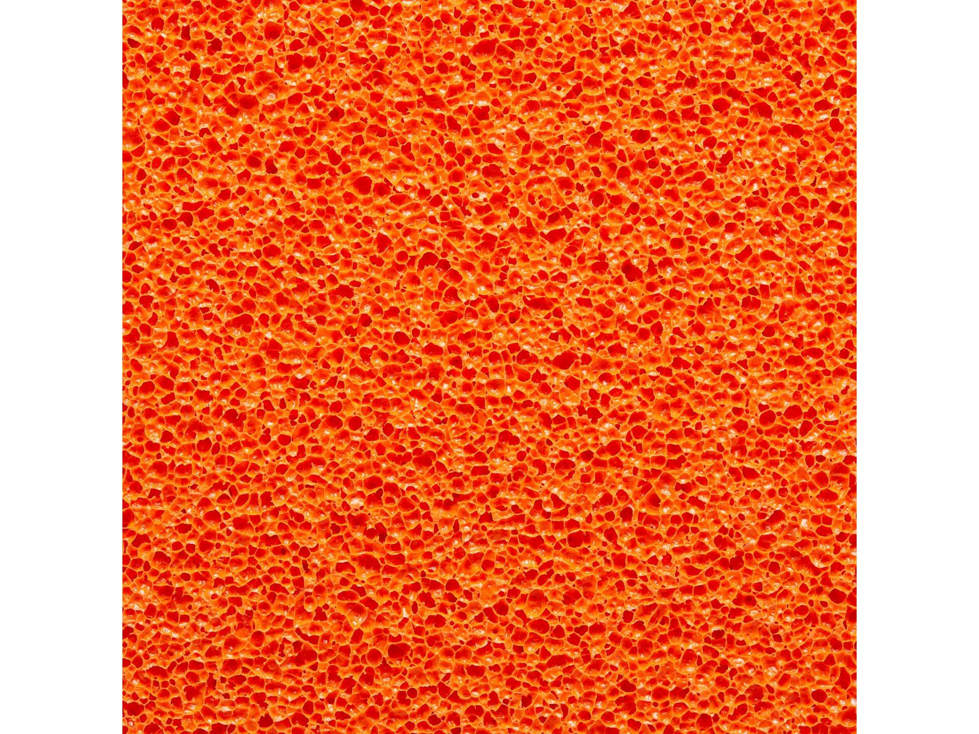 Schwammgummi Matten Orange Online Kaufen Modulor